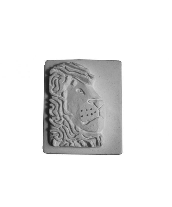 Stampo in gomma leone Pr 223 cm.9*7.5