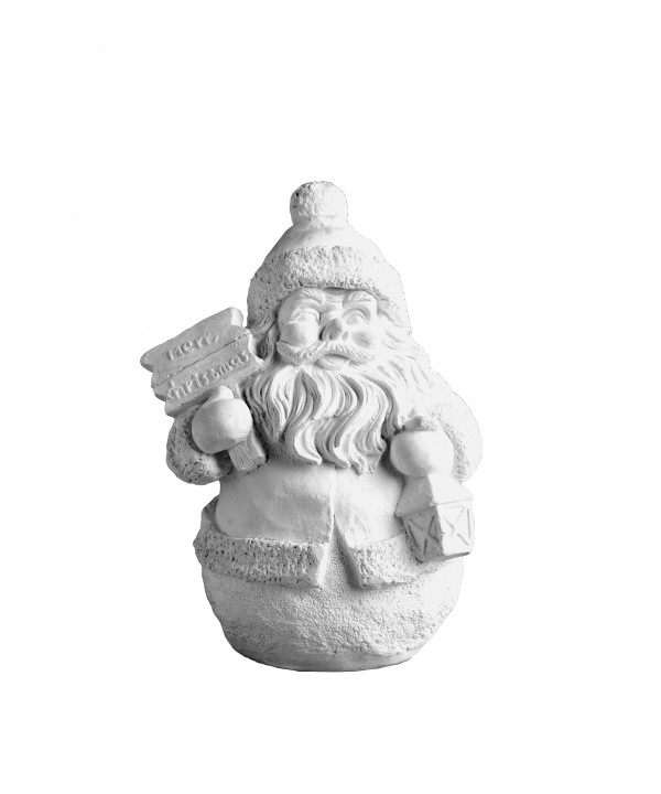 Stampo in gomma Babbo Natale T 238 cm.17