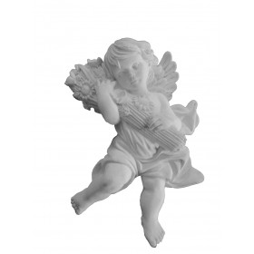 Stampo in gomma per il gesso di un angelo P 225 cm.12