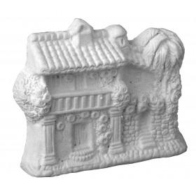 Stampo in gomma casetta Pr 141 cm.11