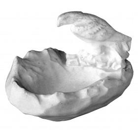 Stampo in gomma falco a posacenere T 109 cm.9
