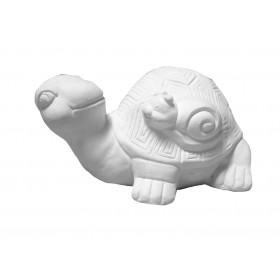Stampo in gomma per il gesso di una tartaruga T 269 cm. 12*20