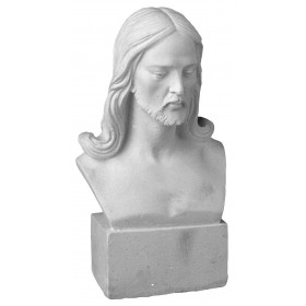Stampo in gomma volto di Cristo T 35 cm.13