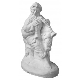 Stampo in gomma presepe Gr.A n.22 cm.10