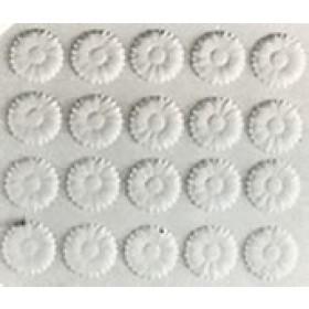 Stampo in plastica Biscottini nᄚ3