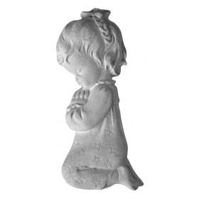 Stampo in gomma bambina che prega P122 cm.11