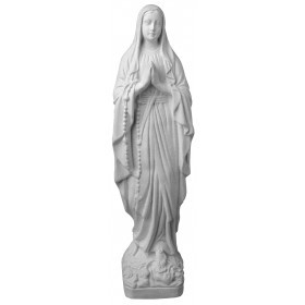 Stampo in gomma madonna T 125 cm.28