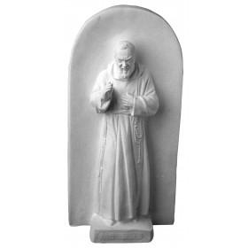 Stampo in gomma San Pio T 187 cm.27*14
