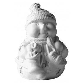 Stampo in gomma pupazzo di neve T 199 cm.16.5